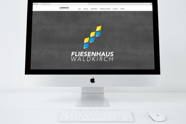Fliesenhaus-Homepage